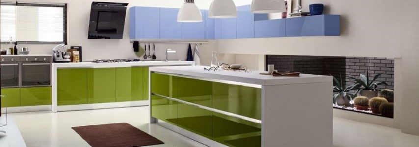 isola in cucina
